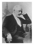 Russian Composer Peter Ilyich Tchaikovsky, 1840-1893, Giclee Print