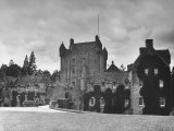 Old Cawdor Castle Was the One Shakespeare Places the Murder of Duncan in Macbeth, Giclee Print