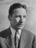 "Hollywood Architect Wallace Neff Who Originated Idea of ""Bubble House"", Photographic Print"
