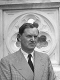 Author Evelyn Waugh, Photographic Print