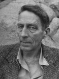 Robinson Jeffers, Photographic Print
