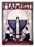 Hamlet, Die Haghespelers, Giclee Print