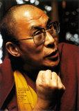 Dalai Lama- Love and Compassion Fine Art Print