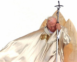 Pope John Paul II 1920 - 2005, Photo Enlargement