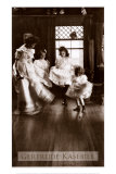 The Dance (Irish Folk), Gertrude Kasebier, Art Print