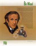 Nobel Peace Prize Winners - Elie Wiesel