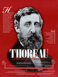 Henry David Thoreau American Authors Biographical Timeline Fine Art Print