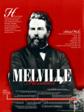 Herman Melville- American Authors Biographical Timeline Fine Art Print