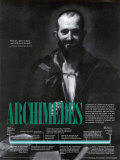 Archimedes, Poster