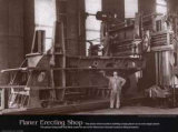 Planer Erecting Shop Poster