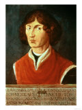 Portrait of Andreus Nikolaus Copernicus (1473-1543) 1575, Giclee Print