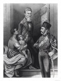 John Brown (1800-59), the Martyr, Pub. by Currier & Ives, 1870, Giclee Print
