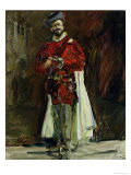 Francisco D'Andrade (1856-1921) as Don Giovanni, 1912, Giclee Print