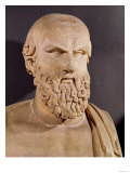 Bust of Aeschylus (stone), Giclee Print
