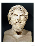 Bust of Antisthenes (stone) Giclee Print