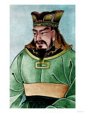 Sun Tzu (6th-5th Century BC) Giclee Print