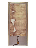 The Magna Carta of Liberties, Third Version Issued in 1225 by Henry III, Giclee Print