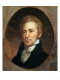 Portrait of William Clark, American Explorer and Governor of Missouri Territory, Giclee Print