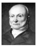 John Quincy Adams Giclee Print
