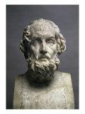 Homer, Greek Poet, Giclee Print