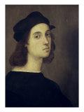 Raphael, Self Portrait, Giclee Print