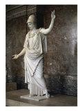 Athena or Minerva, Giclee Print