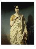 Rachel (Elisabeth Rachel Félix), Giclee Print