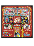 Chinese New Year, Art Print