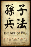 The Art of War, Sun Tzu Poster