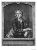 Portrait of Thomas Gray, Giclee Print
