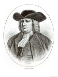 William Penn, Giclee Print