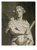 C. Julius Caesar Emperor of Rome, Giclee Print, Titian