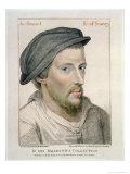 Henry Howard, Earl of Surrey, English Poet, Giclee Print