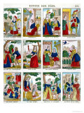 Illustrations of Fairy Stories, the Majority of Charles Perrault, Giclee Print