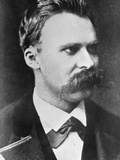 Friedrich Wilhelm Nietzsche 1873 Giclee Print