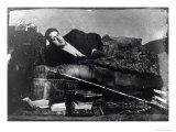 Portrait of Guillaume Apollinaire Reclining, c. 1910, Giclee Print