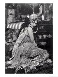 "Ida Rubinstein as Zobeide in ""Sheherezade,"" circa 1910, Giclee Print"