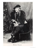 Richard Wagner, Giclee Print