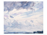 Cloud Study, John Constable, Giclee Print