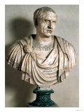 Cicero Marble Bust Giclee Print