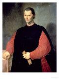 Niccolo Machiavelli Giclee Print