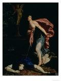 Pyramus and Thisbe, Giclee Print