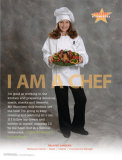 I AM A CHEF, Poster