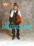 I AM A MUSICIAN, Poster