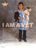 I AM A VET, poster