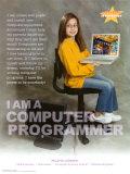 Computer Programemr Poster