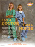 I AM A DOCTOR, I AM A NURSE, Poster
