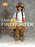 I AM A FIREFIGHTER, Poster
