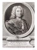 Jean Bernoulli, Giclee Print