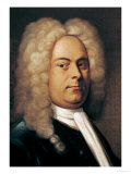 George Frederick Handel, Giclee Print